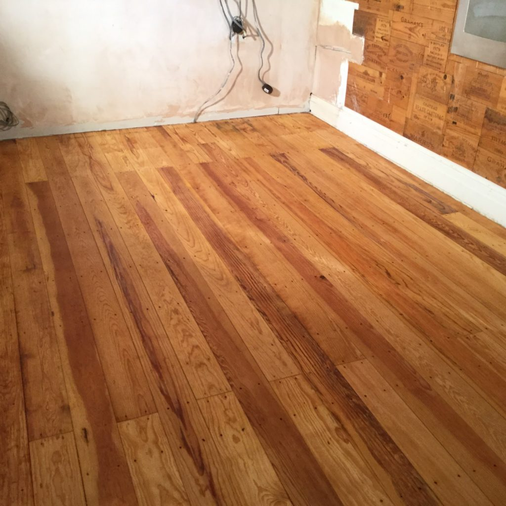 Floor restoration services by chester wood flooring for Hardwood flooring service