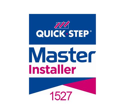 quick step master installer