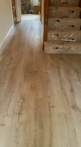 Hardwood floor chester