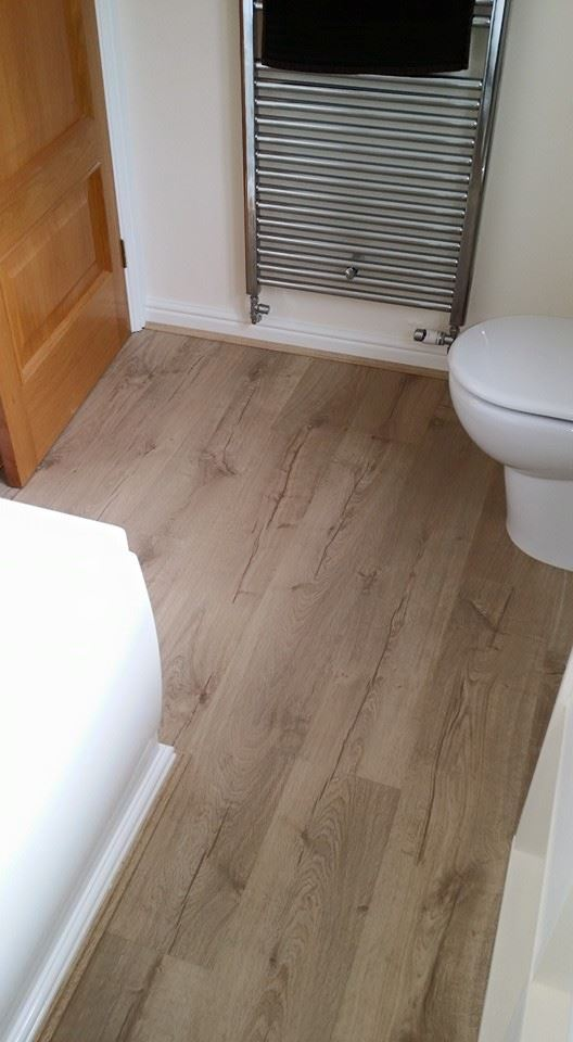 Laminate Flooring Supplied And Fitted By Chester Wood Flooring