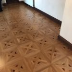 patterned wood floor in chester