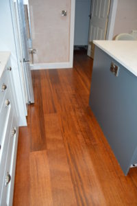 Haro Merbau engineered hardwood flo