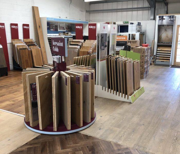 Chester Wood Flooring presents Kersaint Cobb