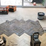 Floor restoration and extension