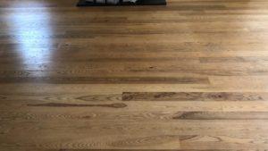 ash wood flooring