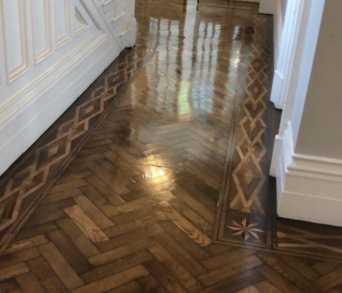 engineered wood flooring
