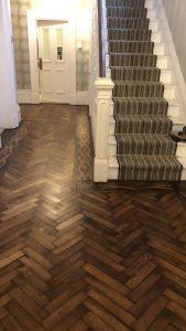 solid wood flooring restoration